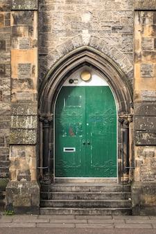 Puerta vieja escocia