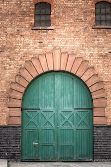 Puerta vieja reino unido