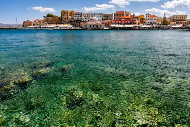 Puerto viejo, chania, creta, grecia