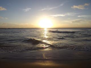 Puesta de sol más bella brasileña