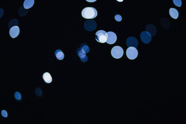 Puntos de luz translúcidos