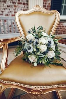 Ramo de boda elegante