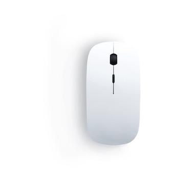 Ratón blanco