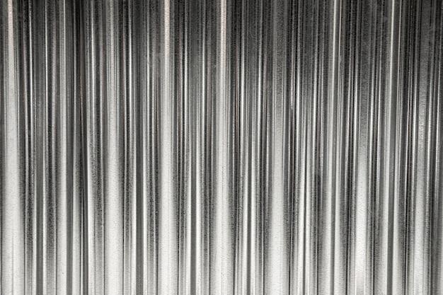 Rayas gris hierro con fondo de espacio de copia