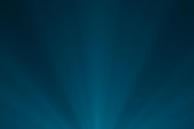 Los rayos de luz abstractos proyectan sombras sobre la malla de alambre 3d rendering