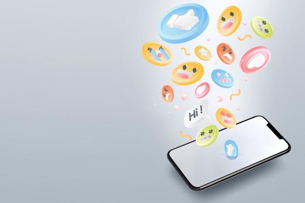 Reacciones mixtas en las redes sociales