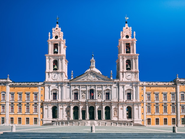 Real convento de mafra, portugal