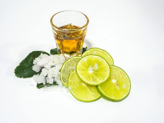 Rebanada de sal de miel herbal