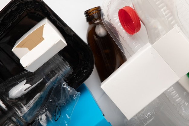 Reciclaje de residuos médicos