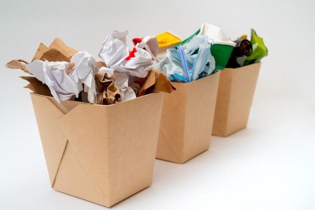 Recolección de basura separada