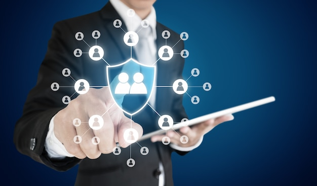 Recursos humanos, atención y servicios al cliente, gestión y protección de recursos humanos