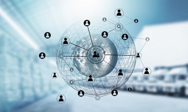 Red de tecnologías sociales para tu negocio.
