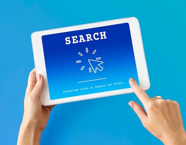 Redes de tecnología de exploración digital global