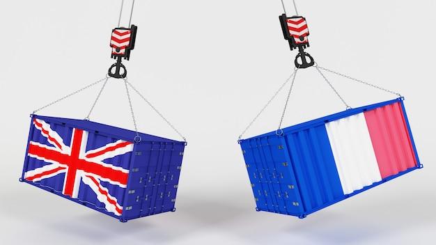 Reino unido importaciones comerciales tarrifs