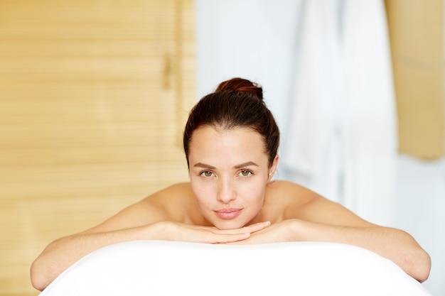 Relajación spa