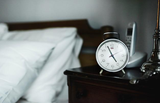 Reloj despertador dormitorio