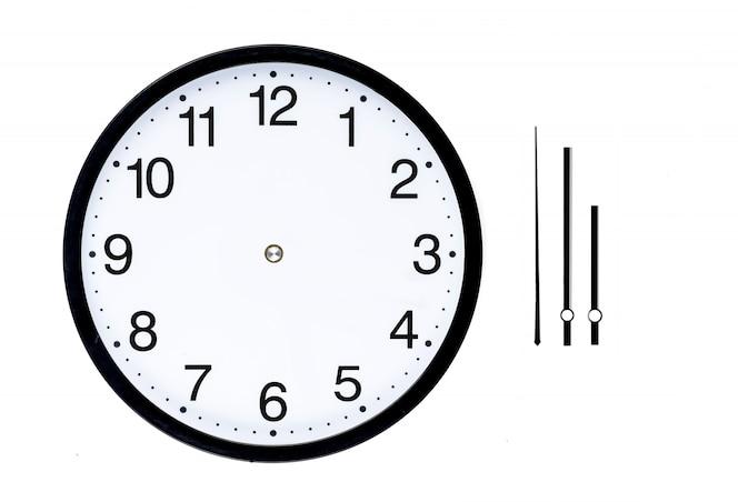 Reloj sin manillas