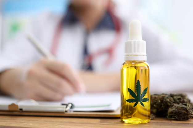 Remedio alternativo para el paciente