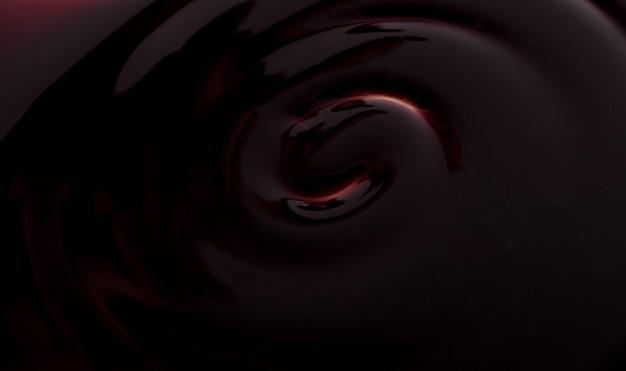 Remolino del chocolate
