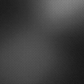 Representación 3d de fondo de estera de yoga negro