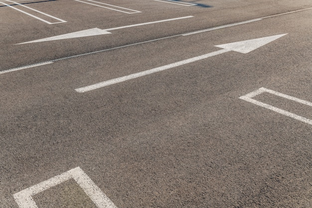 Reserve espacio y flechas apuntando a izquierda y derecha
