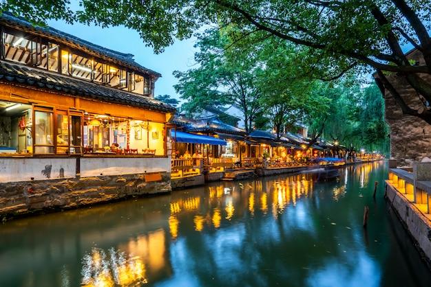 Residencia en la antigua ciudad de zhouzhuang, suzhou