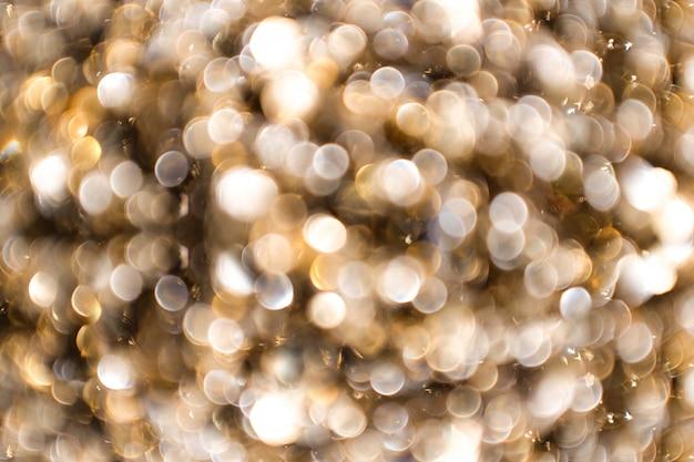 Resumen antecedentes de navidad con brillo brillante y brillo