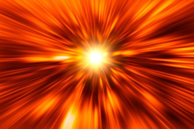 Resumen de poder de fuego rojo de desenfoque para el fondo