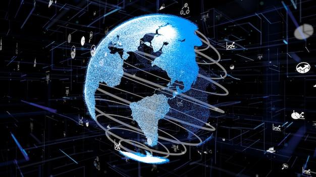 Resumen de tecnología analítica de datos empresariales inteligentes