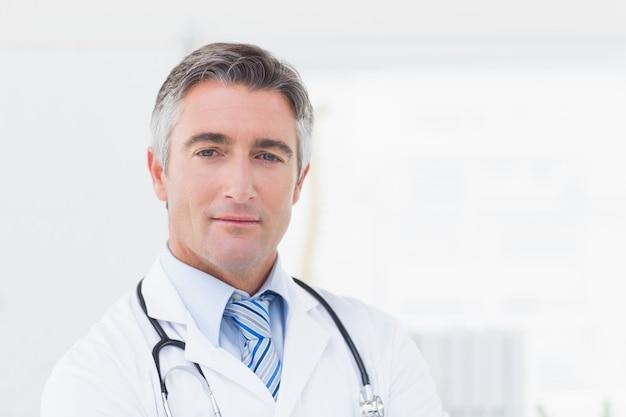 Retrato del doctor confidente