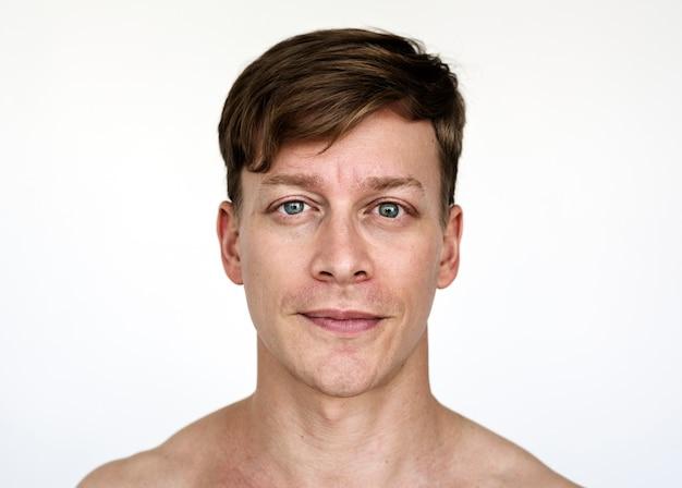 Retrato de un hombre austríaco