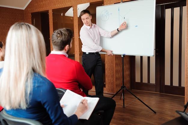 Reunión discusión hablar compartir