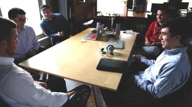 Reunión diseñadores