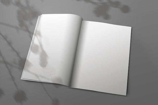 Revista de dos hojas a4