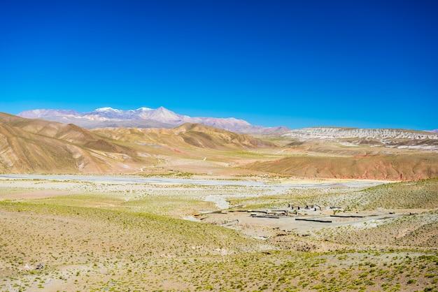 Roadtrip en las tierras altas andinas, sur de bolivia