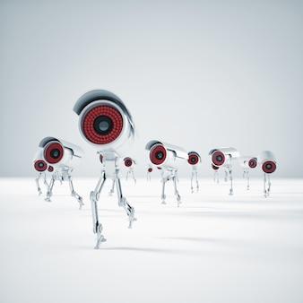 Robot ccvt