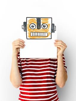 Robot ciencia tecnología automatización innovación
