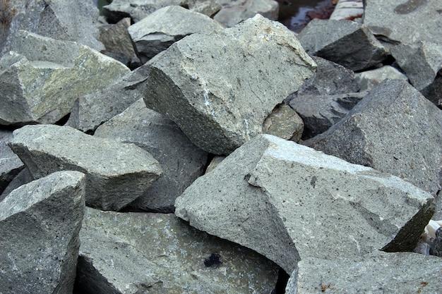 Rocas apiladas
