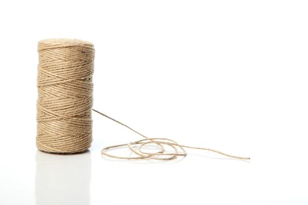 Rollo de cuerda natural
