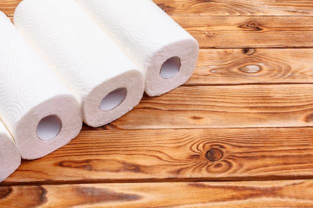 Rollo de papel toalla