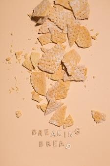 Rompiendo pan