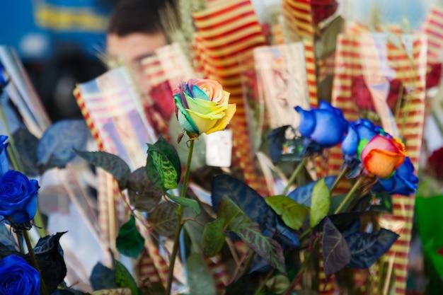 Rosas en venta