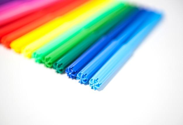 Rotuladores multicolores