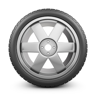 La rueda moderna