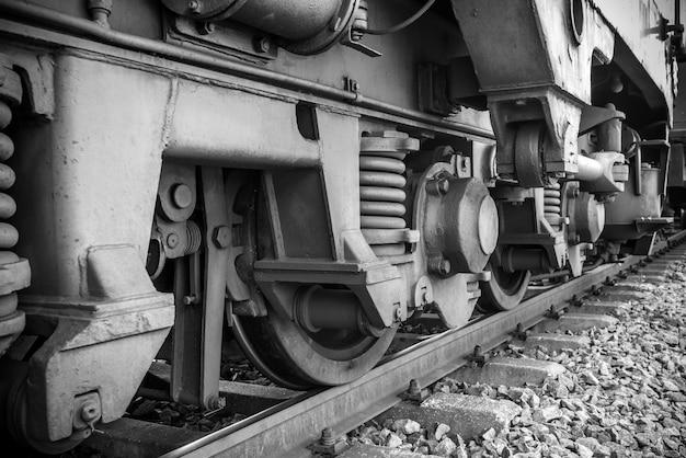 Ruedas de tren
