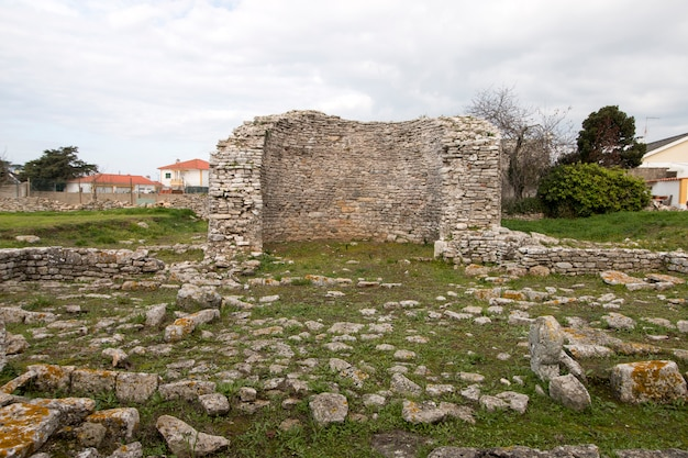 Ruinas arqueológicas de odrinhas