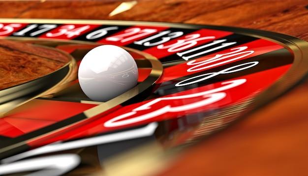 Ruleta clasica de casino