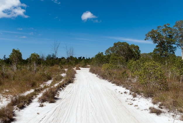 Rural roads.rural village landscape