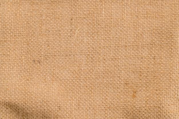 Sackcloth textura de fondo