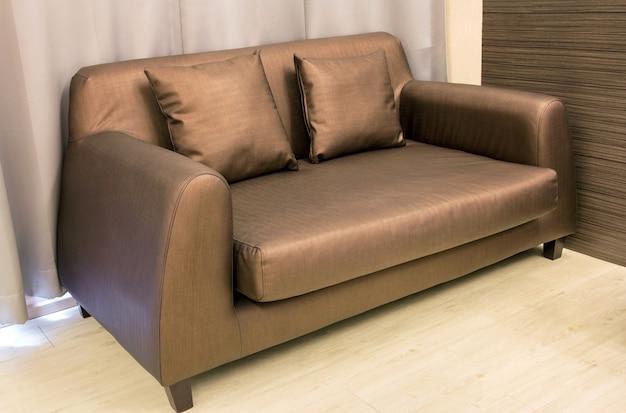 Sala de estar con sofá